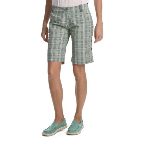 Carve Designs Hermosa Shorts - Roll-Up Leg (For Women)