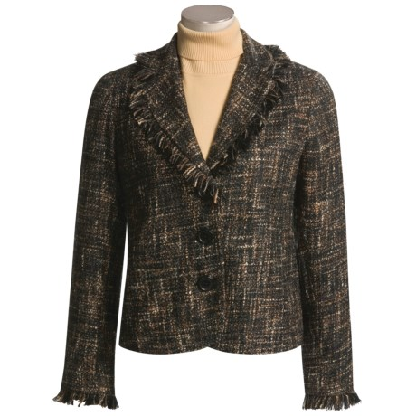 Nomadic Traders Fringe Blazer (For Women)