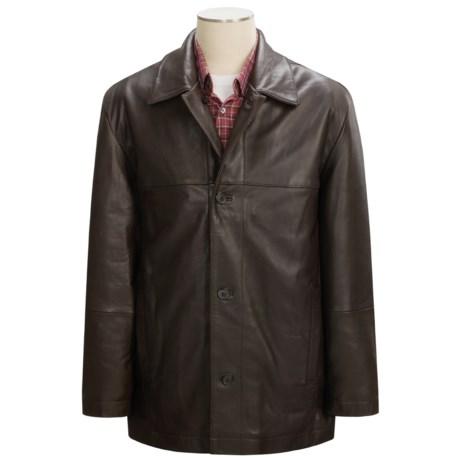 Claiborne Lambskin Coat (For Men)