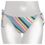 Carve Designs La Paz Bikini  Bottoms - UPF 50+ String-Tie Sides (For Women)