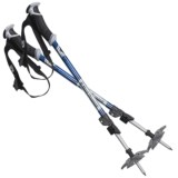 Black Diamond Equipment Expedition Adjustable Ski Poles - Pair