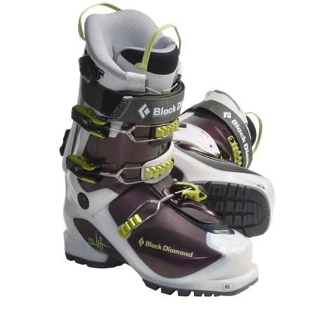 Black Diamond Equipment Swift AT Ski Boots - Dynafit Compatible (For Women)