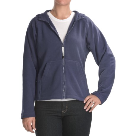 Colorado Clothing Heavyweight Microfleece Jacket (For Women)