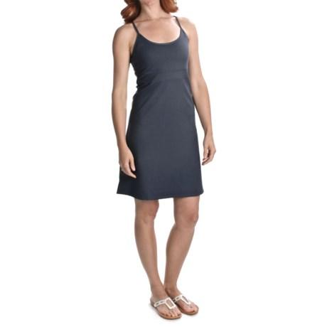 SoyBu Fiji Dress - Shelf Bra, Recycled Materials (For Women)