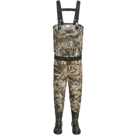Allen Co. Northwind Camo Chest Waders - Insulated, Bootfoot (For Men)