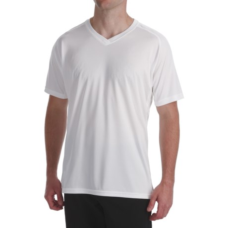 5.11 Tactical Loose-Fit Undergear Shirt - V-Neck, Short Sleeve (For Men)
