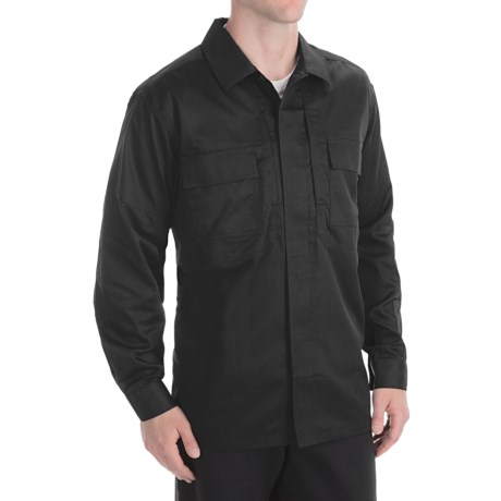 5.11 Tactical Twill TDU Shirt - Long Sleeve (For Men)