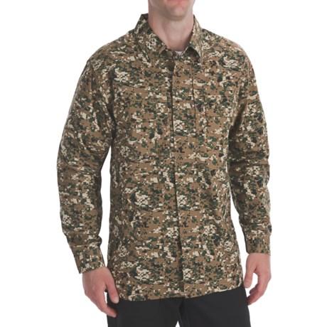 5.11 Tactical Ripstop TDU Shirt - Long Sleeve (For Men)