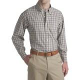 Bills Khakis Oxford Brooklyn Check Shirt - Long Sleeve (For Men)