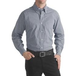 Bills Khakis Gingham Check Sport Shirt - Long Sleeve (For Men)