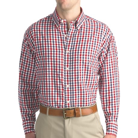 Bills Khakis Independence Twill Shirt - Long Sleeve (For Men)