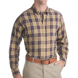 Bills Khakis Logan Plaid Shirt - Long Sleeve (For Men)