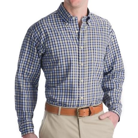 Bills Khakis Blair Plaid Shirt - Long Sleeve (For Men)