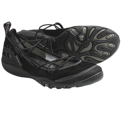 Merrell Mimosa Cord Shoes - Suede (For Women)