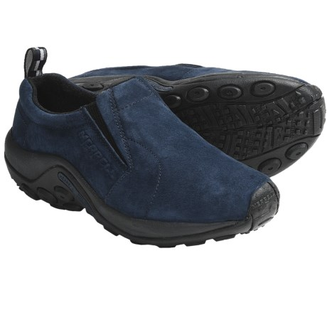 Merrell Jungle Moc Shoes - Slip-Ons, Suede (For Women)
