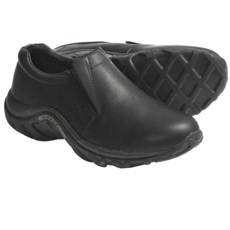 Merrell Jungle Moc Slip-On Shoes - Leather (For Women)