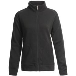 Descente Mid-Layer Fleece Jacket (For Women)
