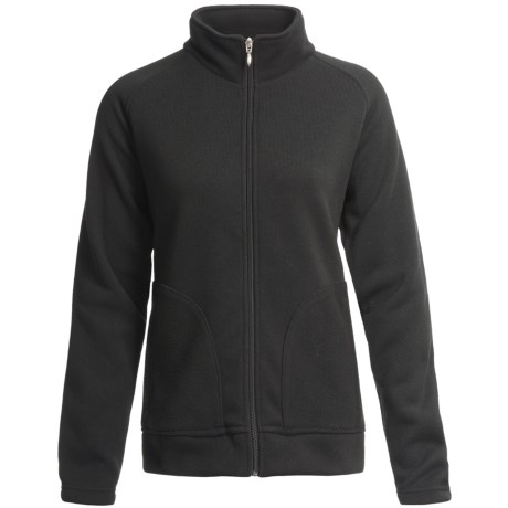 Descente Mid-Layer Fleece Jacket (For Women)