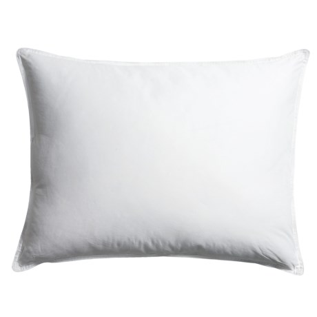 Blue Ridge Home Fashions White Duck Down Pillow - Standard, 233 TC