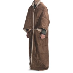Blue Ridge Home Fashions 3-in-1 Softie Wrap - Microsuede