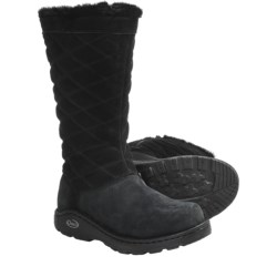 Chaco Arbora Tall Boots - Waterproof, Leather (For Women)