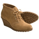 Klub Nico Keaton Shoes - Suede, Wedge Heel (For Women)
