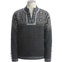 Windfjord Setesdal Sweater - Merino Wool, Pullover (For Men and Women)