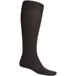 b.ella Stretch Pique Socks - Over-the-Calf (For Men)