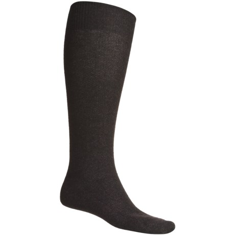 b.ella Stretch Pique Socks - Over-the-Calf (For Men)