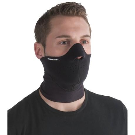 Komperdell XA-10 Fleece Face Mask (For Men and Women)