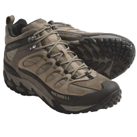 Merrell Refuge Core Mid Hiking Boots - Waterproof (For Men)