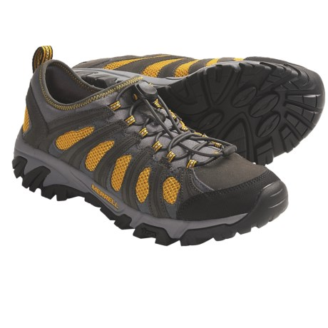 Merrell Geomorph Maze Stretch Trail Shoes (For Men)