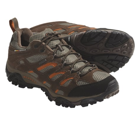 Merrell Moab Trail Shoes - Waterproof (For Men)