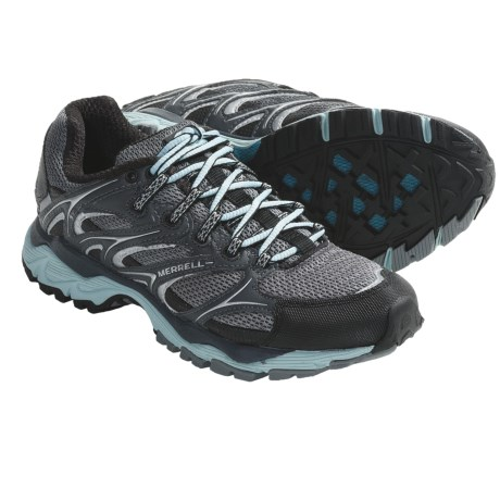 Merrell NTR Seismic Trail Running Shoes (For Women)