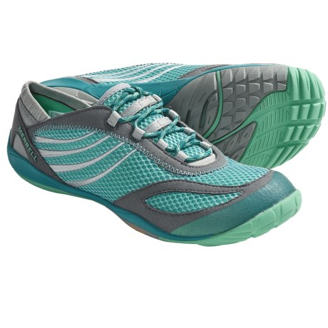 Merrell Pace Glove Trail Running Shoes - Minimalist (For Women)