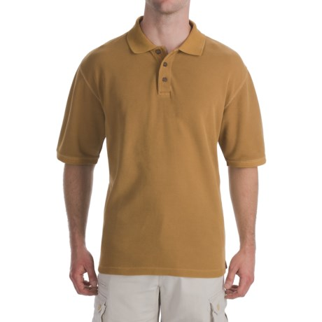 Woolrich Kettle Creek Polo Shirt - Short Sleeve (For Men)
