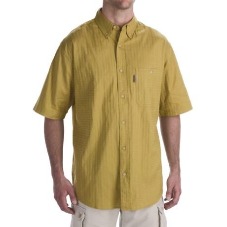 Woolrich Inlet Shirt - Short Sleeve (For Men)