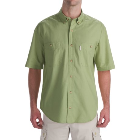 Woolrich Lake Point Shirt - Short Sleeve (For Men)