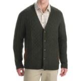Woolrich Lexington Cardigan Sweater - Lambswool Blend (For Men)