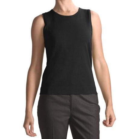 August Silk Silk Basics Shell (For Women)