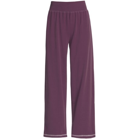 Woolrich Weekend Wear Lounge Pants - Stretch French Terry Cotton (For Women)