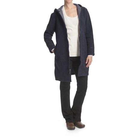 Woolrich Milano Duffle Coat - Wool (For Women)