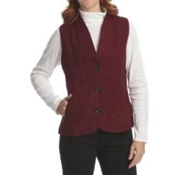 Woolrich Cascade Fir Vest (For Women)