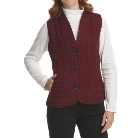 Woolrich Cascade Fir Vest (For Women)