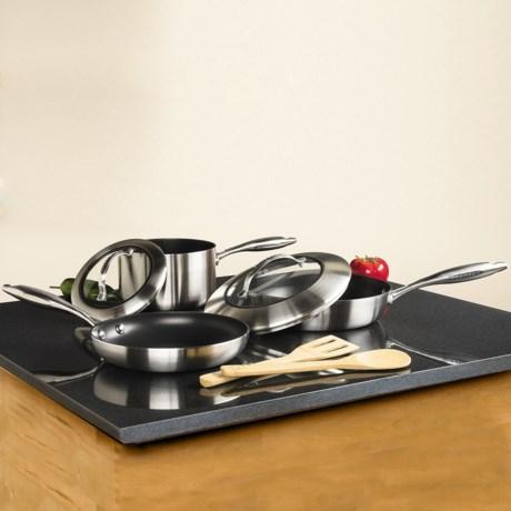 Scanpan CTX Cookware Set - 5-Piece