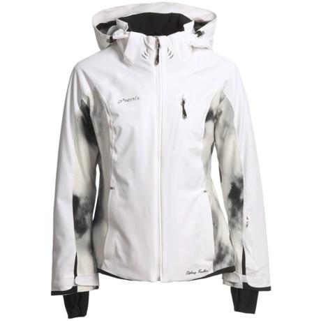 Phenix Lattice PrimaLoft® Jacket - Insulated (For Women)