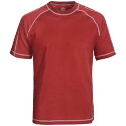 Gramicci Felton High-Performance Crew Shirt - UPF 50, Short Sleeve (For Men)