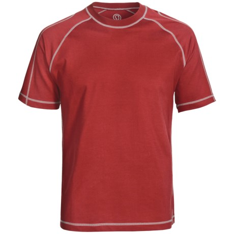 Gramicci Felton High-Performance Crew Shirt - UPF 50, Short Sleeve (For Men)