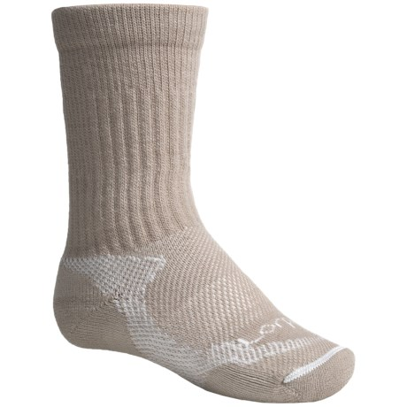 Lorpen Merino Kid's Light Hiker Socks - Merino Wool, Mid-Calf (For Little and BIg Kids)