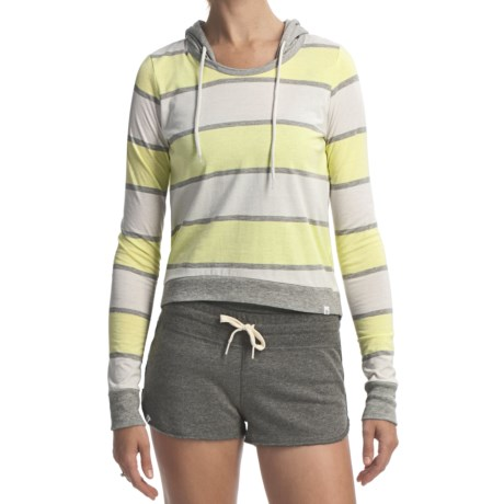Element Magnolia Hooded Shirt - Lightweight, Long Sleeve (For Women)